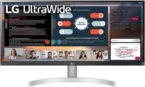 "LG 29WN600-W = 29"" 21:9 UltraWide WFHD IPS HDR10 Monitor with FreeSync"