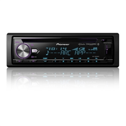 Pioneer DEH-X8800BHS w Bluetooth and HD Radio