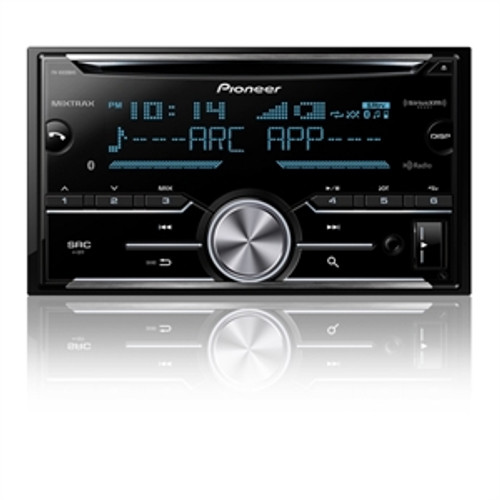 Pioneer FH-X830BHS w Bluetooth & HD Radio