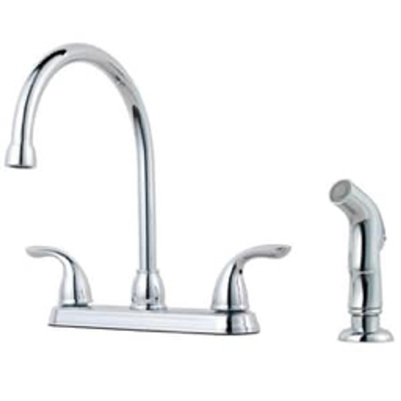 G1365000 Price Pfister Kitchen Faucet 1 8 Gpm 2 Handle