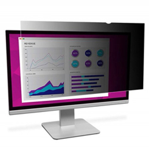 3M™ - Privacy Filter - High Clarity Privacy Filter for 19.0 Widescreen Monitor 16-10 Aspect Ratio