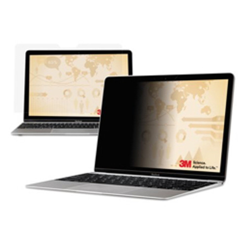 """3M™ - Privacy Filter - 23.8"""" Widescreen 16-9 Unframed Laptop & Lcd"""