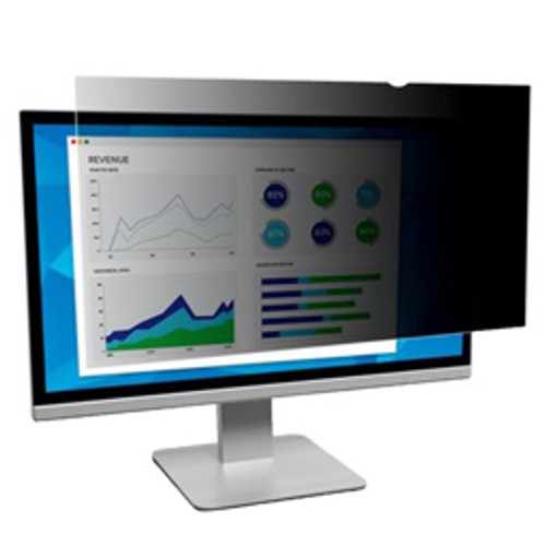 """3M™ - Privacy Filter - 24"""" Widescreen 16-9 Unframed Laptop and Lcd"""