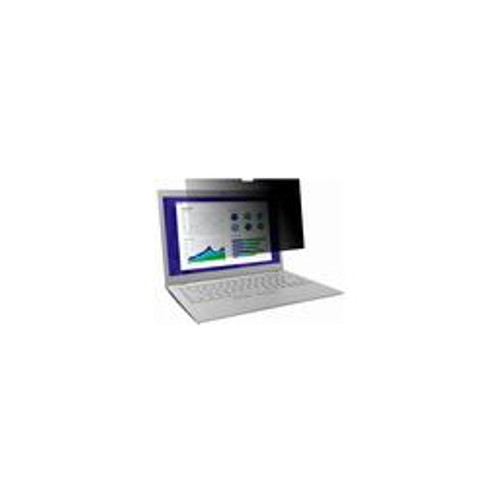 3M™ - Privacy Filter - Privacy Filter for Dell® 15.6 Infinity Display Laptops