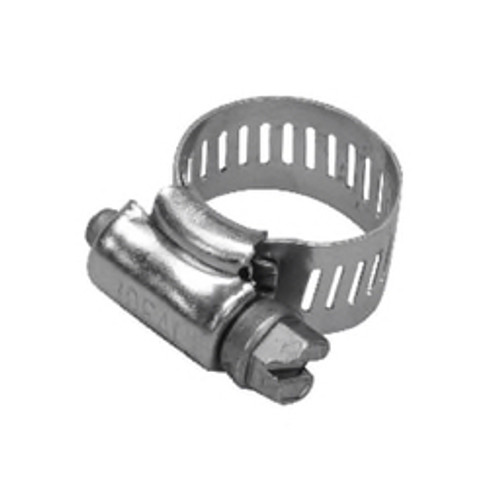 """PROFLO® - Hose Clamp - Stainless Steel Clamp 9/16"""" Stainless Steel Clamp 11/16 - 1-1/2"""""""