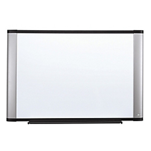 """3M™ - Dry Erase Board - Melamine with Widescreen-Style Aluminum Frame, 36"""" x 48"""""""