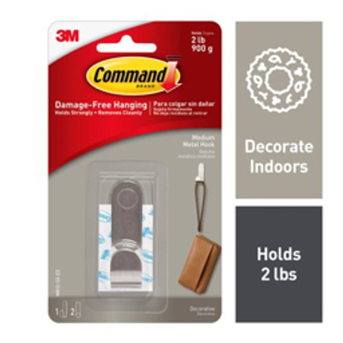 3M™ - Mount Tape - Command™ Modern Metal Hook