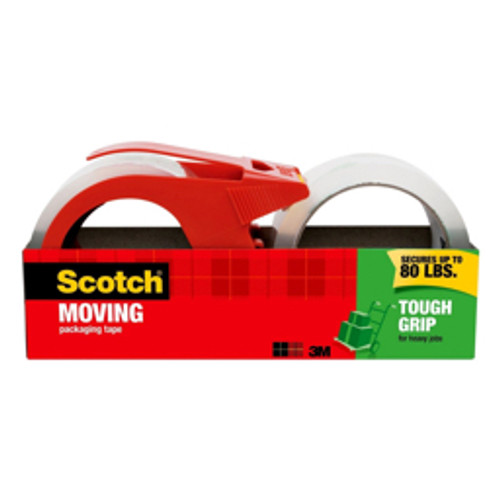 3M™ - Packaging Tape - Scotch® Tough Grip Moving Packing Tape