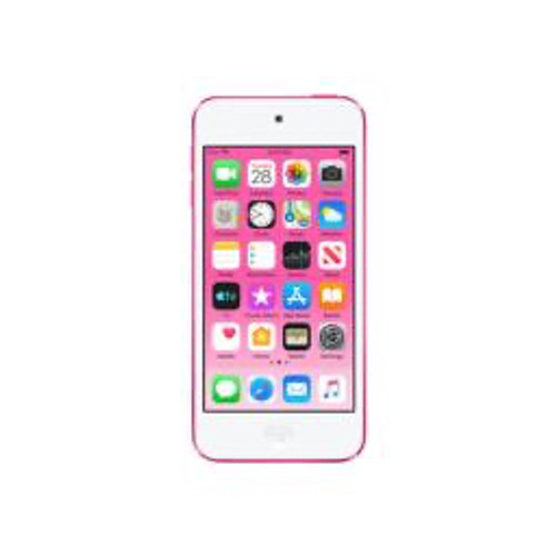 """Apple - Headphones - iPod Touch 7g 256 GB Pink Flash Portable Media Player - 4"""" 727040 Pixel Color Lcd - Touchscreen - Bluetooth"""