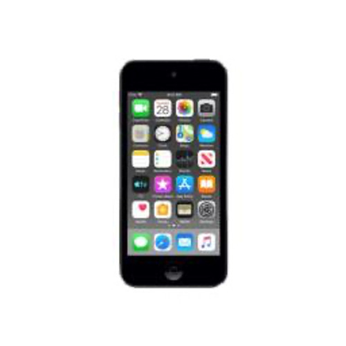 """Apple - Headphones - iPod Touch 7g 256 GB Space Gray Flash Portable Media Player - 4"""" 727040 Pixel Color Lcd - Touchscreen - Bluetooth"""