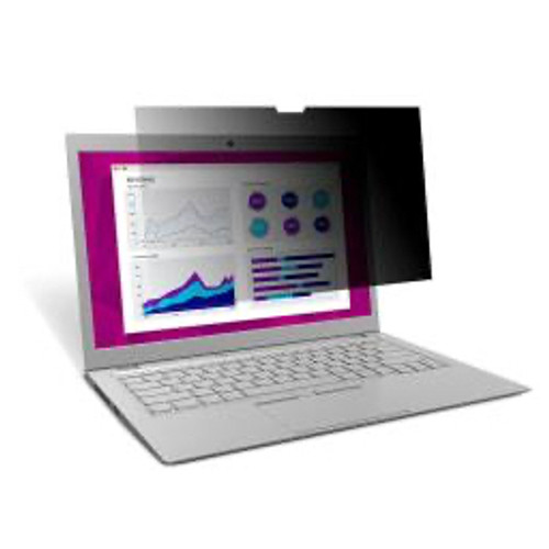 3M™ - Computer display glare screens - High Clarity Privacy Filter with Comply for Laptops