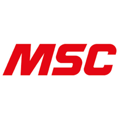 MSC - Wheel Weights, Type- Automotive and Light Truck, Weight Style- Mc, Weight - oz.- 0.25, Material- Lead, Color Code- Yellow, Psc Code- 4910  MC025N