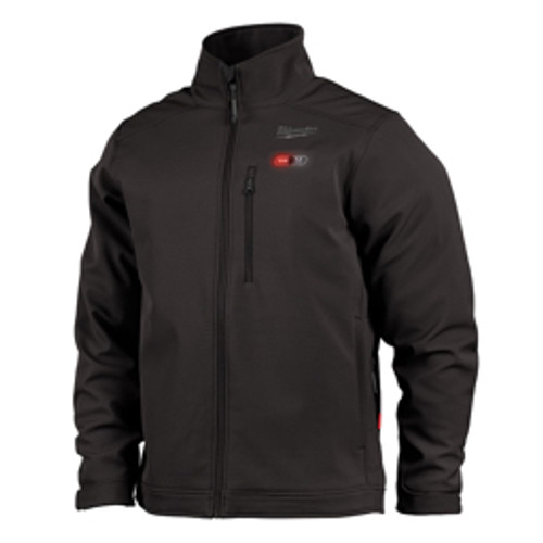 Milwaukee Tool - Jackets & Coats, Garment Style- Jacket, Garment Type- Heated, Size- Large, Color- Black, Material- Polyester, Hazardous Protection Level- Ul Certified