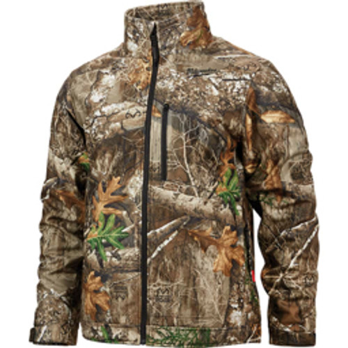 Milwaukee Tool - Jackets & Coats, Garment Style- Jacket, Garment Type- Heated, Size- Small, Color- Real Tree Camo, Material- Polyester, Hazardous Protection Level- Ul Certified