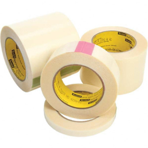 3M™ - Film Tape - 18 yds x 1-3/8in. Transparent Uhmw Film Tape 10 Mil, Rubber Adhesive - 6.8in. x 6.8in. x 10.8in. - PK of 6