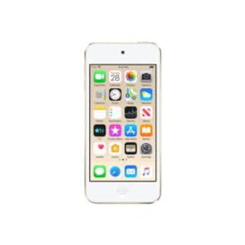 Apple - Headphones - iPod Touch 7g 128 GB Gold Flash Portable Media Player - 4in. 727040 Pixel Color Lcd - Touchscreen - Bluetooth