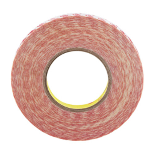 3M™ - Double Sided Tape, Material Family- Polyester Film, Length Range- 36 yds - 71.9 yds, Width - Mm- 12.00, Width - in- 0.5, Adhesive Material- Acrylic, Thickness - Mil- 8.0000 - CA of 24