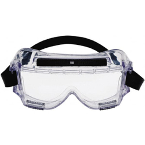 3M™ - Size Universal Clear Polycarbonate Anti-Fog Safety Goggles Indirect Vent Clear Frame - CA of 10