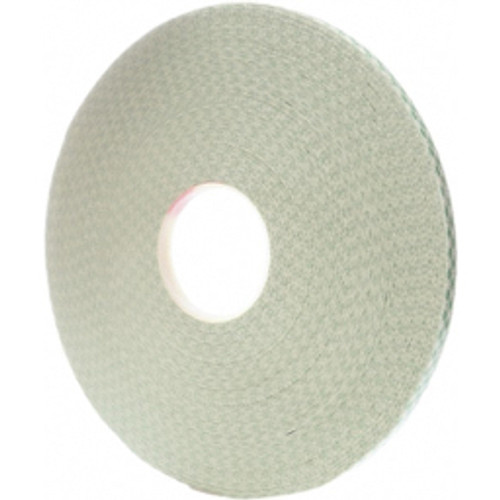 3M™ - 1/2in. x 72 yds Acrylic Adhesive Double Sided Tape 31 Mil Thick, Off-White, Foam Liner - CA of 18