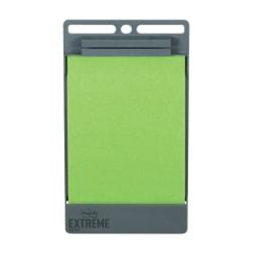 3M™ - Self adhesive note paper - Post-It® Extreme Notes Holder for Xl Water-Resistant Sticky Notes - 4.5in. x 6.75in.