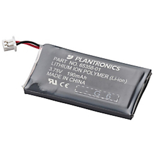 Plantronics® - Phone Headset - Rechargeable Battery - Battery