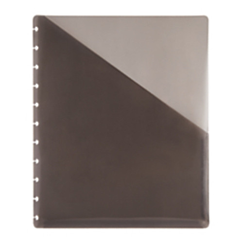 TUL® - Dividers - Custom Note-Taking System Discbound Pocket Dividers - 8-1/2in. x 11in. - PK of 2
