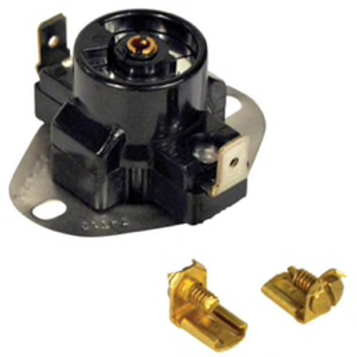 Mars - Thermostat Switch - Adjustable Limit Thermostat Switch Open on Temperature Rise 135-175º - CA of 2