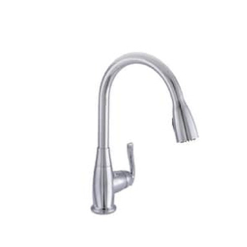 """PROFLO® - Kitchen Faucet - 14-5-8"""" 1.8 Gpm 1-Hole Kitchen Sink Faucet with Single Lever Handle in Polished Chrome"""