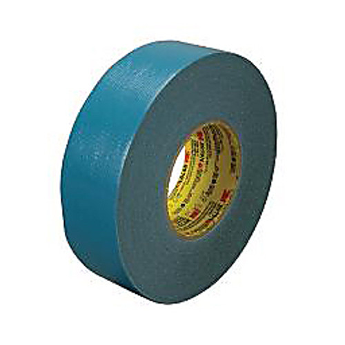"""3M™ - Duct Tape - 8979 Duct Tape 2"""" x 60 yds.Blue - PK of 3 RL"""