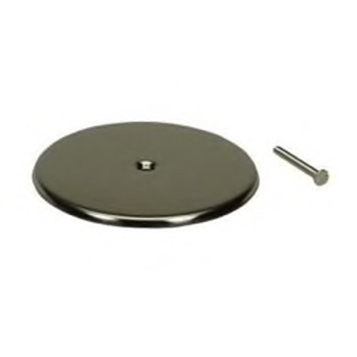 """PROFLO® - Access Cover - 6"""" 24 Gauge Stainless Steel Access Cover with 5-16"""" Screw - CA of 2"""