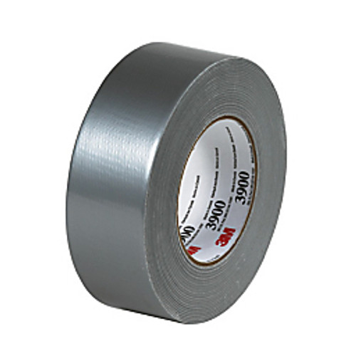 """3M™ - Duct Tape - 3900 Duct Tape 2"""" x 60 yds Silver - PK of 3 RL"""