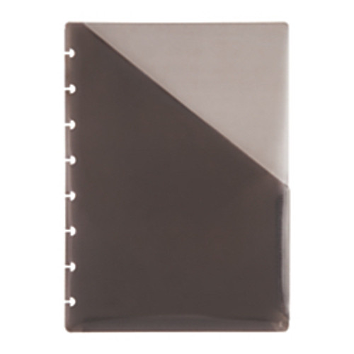 TUL® - Expansion Disc - Custom Note-Taking System Discbound Pocket Dividers - 5-1/2in. x 8-1/2in. - 2/Pk - PK of 2
