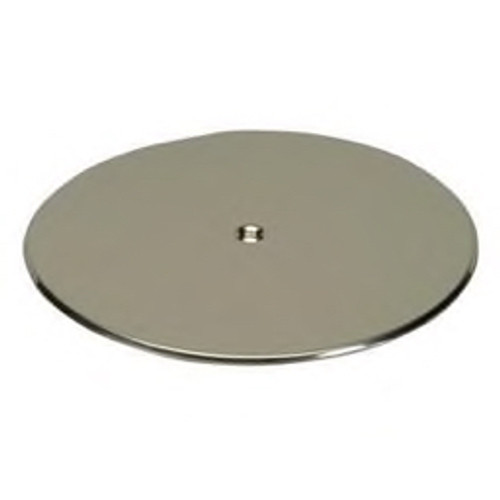 """PROFLO® - Access Cover - 5"""" 24 Gauge Stainless Steel Access Cover with 1-4"""" Screw - CA of 2"""