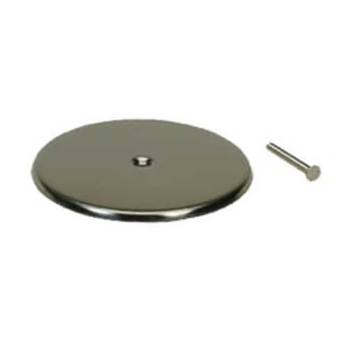 """PROFLO® - Access Cover - 6"""" - 24 Gauge Stainless Steel Access Cover with 1-4"""" Screw - CA of 2"""