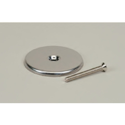 """PROFLO® - Access Cover - 3"""" 24 Gauge Stainless Steel Access Cover with 1-4"""" Screw - CA of 4"""