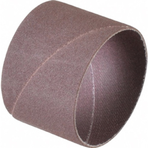 "Merit Abrasives - Spiral Band - 2 x 1-1-2"" 120 Grit A-o Spiral Band - CA of 20"