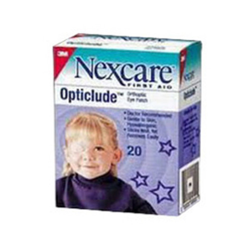 3M™ - Eye Patch - Nexcare™ Opticlude™ Orthoptic Eye Patches - PK of 60