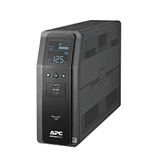APC® - Ups - Back-UPS Pro 10-Outlet Tower Uninterruptible Power Supply