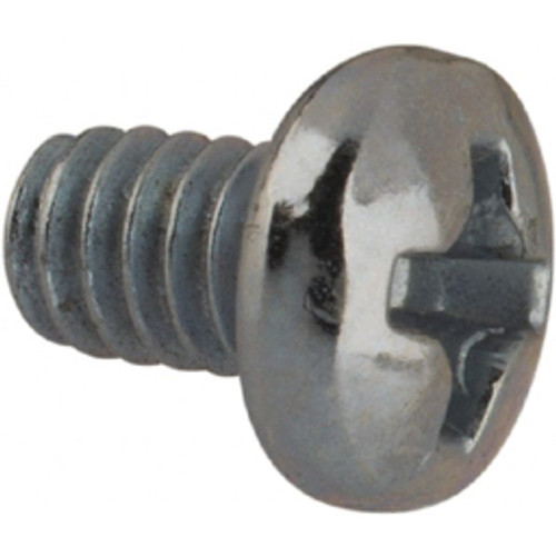 """Value Collection - Machine Screw - #5-40 Uncoated, 3-16"""" Length Under Head Phillips Drive Machine Screw"""
