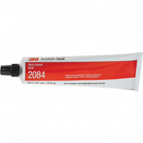 3M™ - Sealant - Scotch-Weld™ 5 oz Tube Silver Caulk/sealant