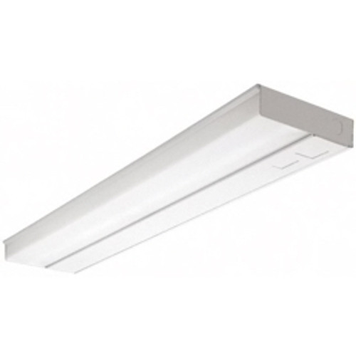 Cooper Lighting - Undercabinet Light Fixtures - 2 Lamp, 120-277 Volt, 8 Watt, Fluorescent Undercabinet Light Fixture