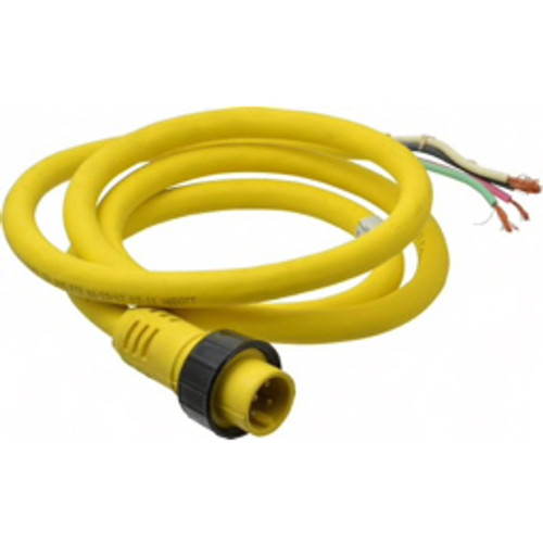 Brad Harrison® - Cordset Sensor - Quick-Change® 15 Amp, Male Cordset Sensor and Receptacle