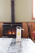 PCR x MiiR Insulated bottle by the fire