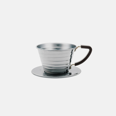 KALITA WAVE DRIPPER – STAINLESS STEEL