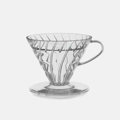 If you are used to making a pot of coffee even when you want just a cup, then this great little brewer may well be your saviour. Arguably the most popular manual brew method over the past decade, the Hario V60-02 is a newer twist on the classic Melitta cones.