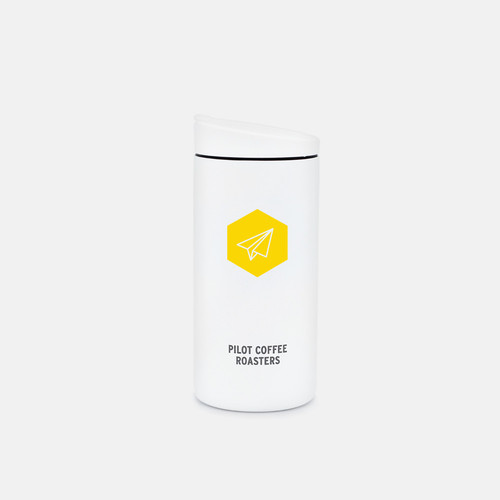 PCR x MiiR Travel Tumbler front