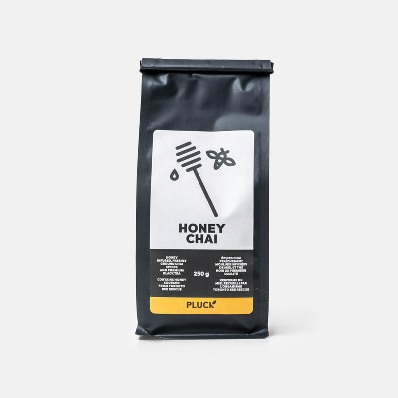 'Honey Chai' Tea by Pluck tea