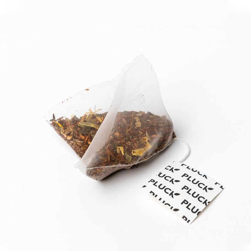 Pluck Tea – Sachet of 'AFTER DINNER MINT' Rooibos tea