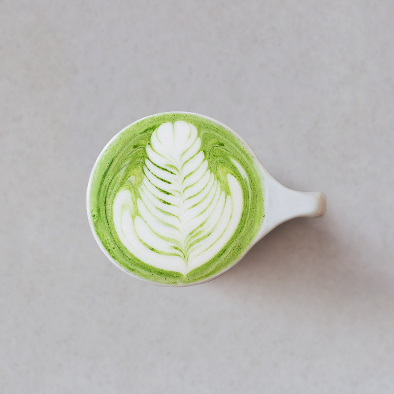 Pluck Tea – 'MATCHA' Organic Superfood Latte