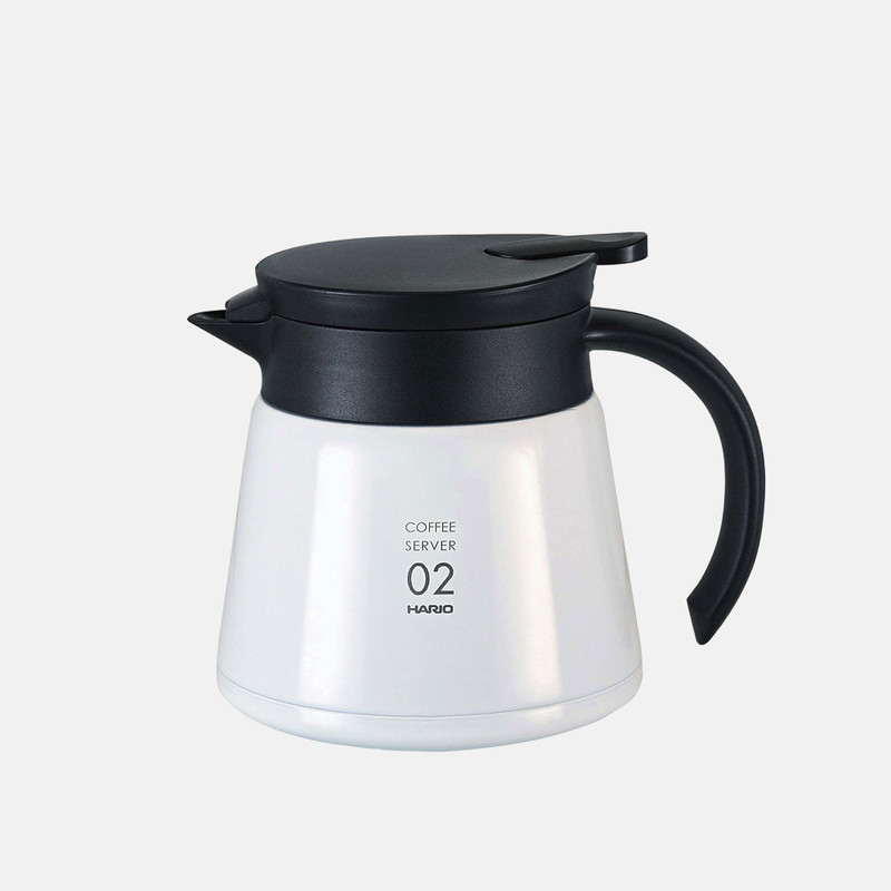 HARIO V60-02 - INSULATED STAINLESS STEEL SERVER